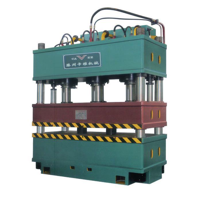 1200吨钢木门压花机