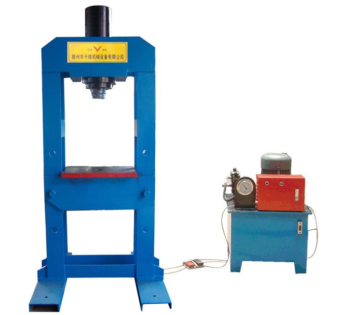 80T龙门液压机