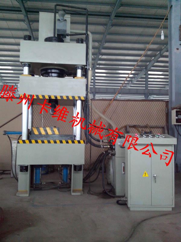 200吨液压缩管机