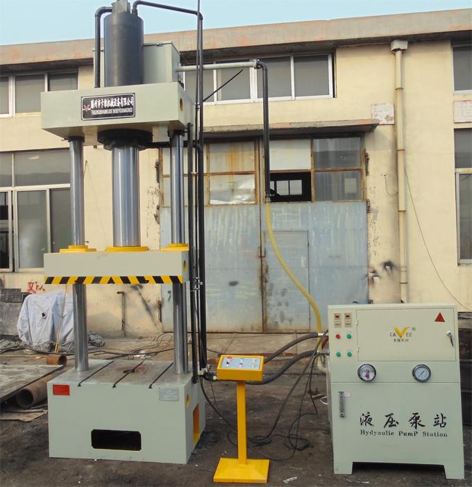 200吨双柱液压机