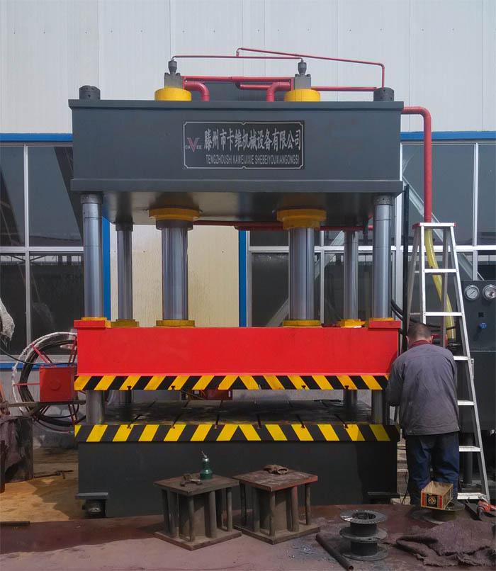 315吨电动车车门液压机